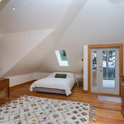upstairs bedroom with ensuite