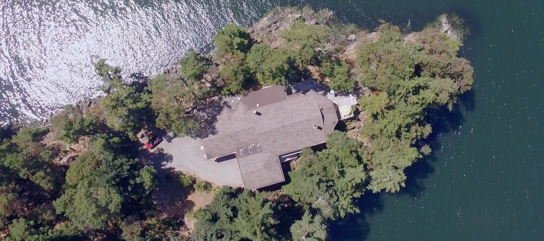 Paradise on the Point - 2601Harpoon Road, Pender Island - Dockside Realty
