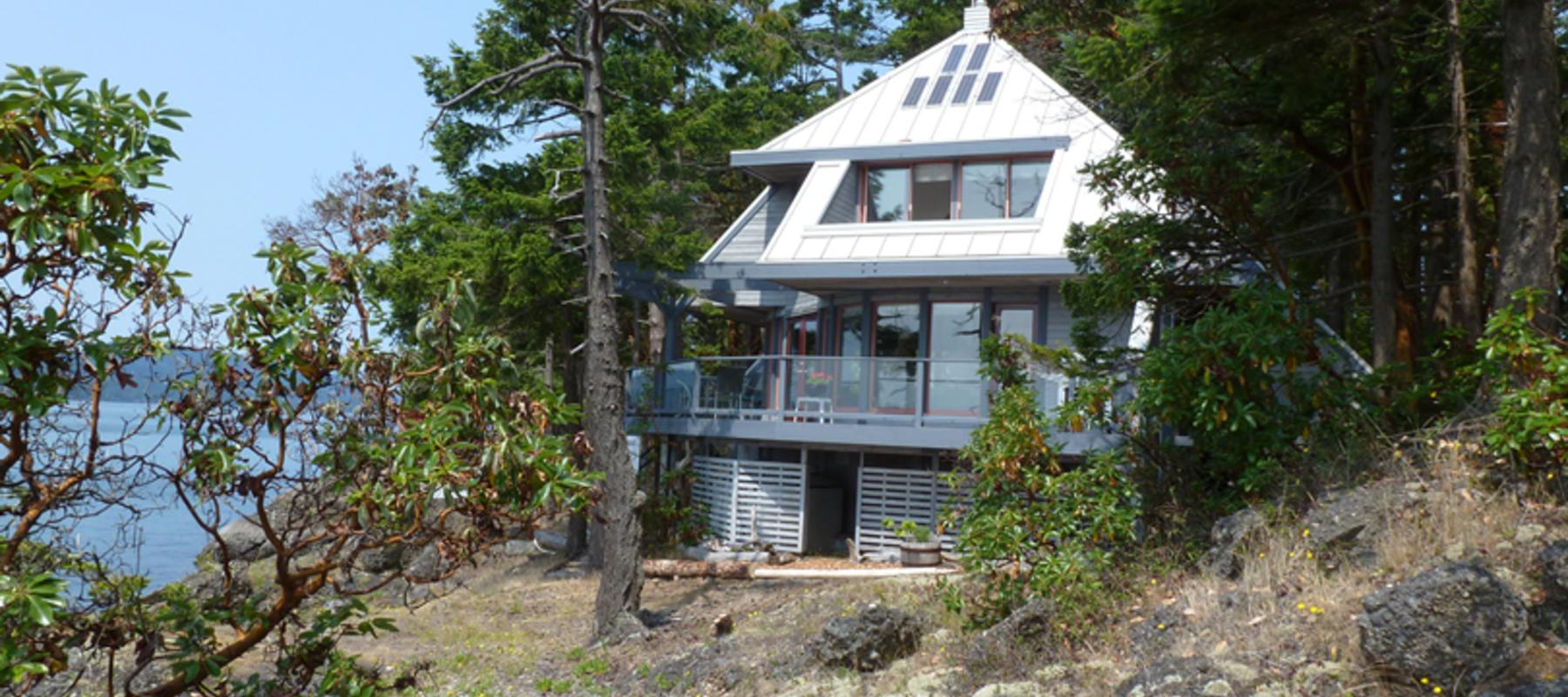 Secret Island Retreat