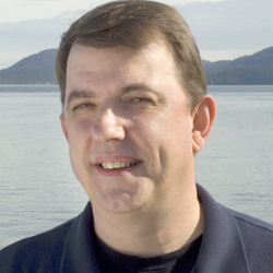 Howard Sanders Real estate agent dockside realty Pender Island