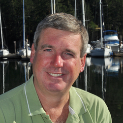 Colin Denton Realtor for Dockside Realty on Pender Island
